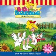 Bibi Blocksberg 36. Die weißen Enten, CD