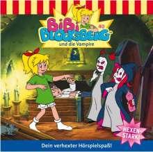Bibi Blocksberg 40 und die Vampire, CD