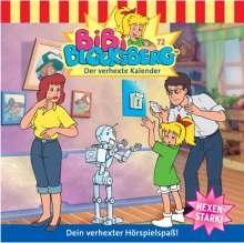 Bibi Blocksberg 72. Der verhexte Kalender. CD, CD