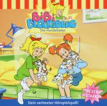 Bibi Blocksberg 85. Die Hundebabys. CD, CD