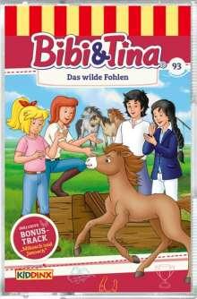 Bibi und Tina 93: Das wilde Fohlen, MC