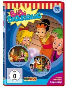 Bibi Blocksberg Doppelfolge 17, DVD