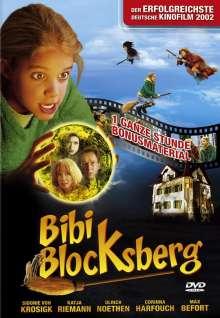 Bibi Blocksberg - Der Kinofilm, DVD