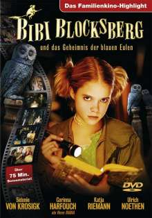 Bibi Blocksberg und das Geheimnis der blauen Eulen, DVD