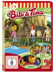 Bibi und Tina DVD 14, DVD