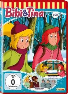 Bibi & Tina: Geheimnisvolle Weihnachtszeit / Tante Paula auf dem Schloss, DVD