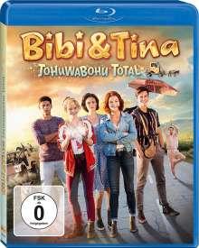 Bibi & Tina - Tohuwabohu Total (Blu-ray), Blu-ray Disc