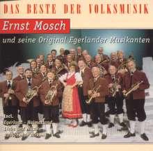 Ernst Mosch: Das Beste der Volksmusik, CD