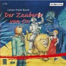 L.Frank Baum: Der Zauberer Von Oz, 2 CDs