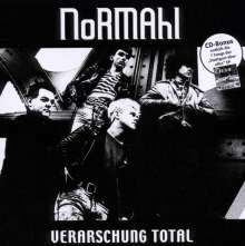 NoRMAhl: Verarschung total, CD
