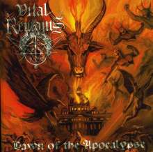 Vital Remains: Dawn Of The Apocalypse, CD
