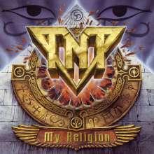 TNT (Heavy Metal): My Religion, CD