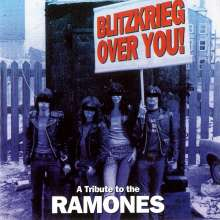 Blitzkrieg Over You!: A Tribute To The Ramones, CD