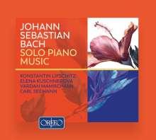 Johann Sebastian Bach (1685-1750): Klavierwerke, 2 CDs
