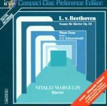 Ludwig van Beethoven (1770-1827): Klaviersonate Nr.32, CD