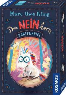 Marc-Uwe Kling: Das NEINhorn - Kartenspiel, Diverse