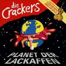 Crackers: Planet der Lackaffen, CD