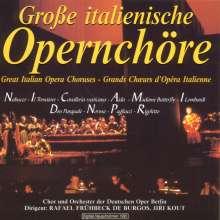 Große italienische Opernchöre, CD