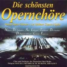 Die schönsten Opernchöre, CD