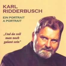 Karl Ridderbusch - Ein Portrait, CD