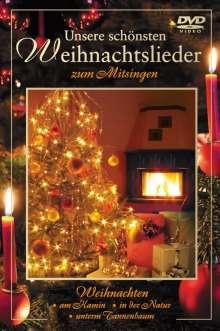 Unsere schönsten Weihnachtslieder zum Mitsingen, DVD