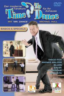 Time To Dance-Basics & Special, DVD