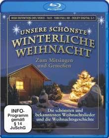 Unsere schönste winterliche Weihnacht, Blu-ray Disc