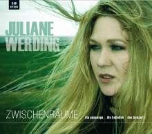 Juliane Werding: Hitbox: Zwischenräume, 3 CDs