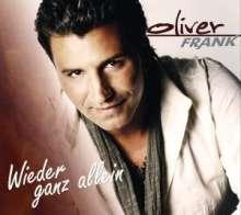 Oliver Andreas Frank: Wieder ganz allein, Maxi-CD