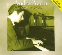 Andre Previn (1929-2019): Previn At Sunset, CD