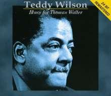 Teddy Wilson (1912-1986): Blues For Thomas Waller, CD