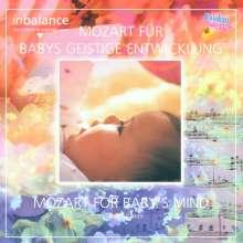 Lauren Turner: Mozart für Babys geistige Entwicklung, CD