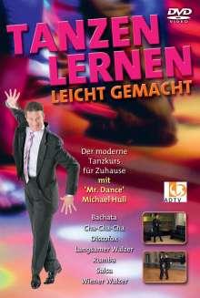 Tanzen Lernen-Leicht Gemacht, DVD