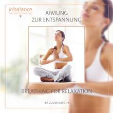 Oliver Wright: Atmung zur Entspannung, CD