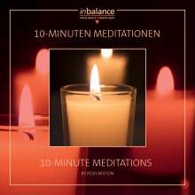 New Age Music / Wellness: 10-Minuten Meditationen, CD
