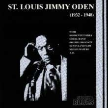 St. Louis Jimmy Oden: St. Louis Jimmy Oden, CD