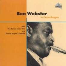 Ben Webster (1909-1973): Ben Webster In Copenhagen, CD