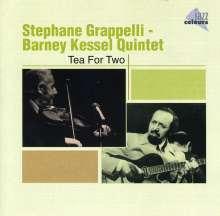 Stephane Grappelli & Barney Kessel: Tea For Two, CD