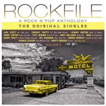 Rockfile Volume 3 (180g), LP