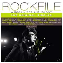 Rockfile Volume 4 (180g), LP
