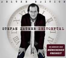 Stefan Zauner: Zeitgefühl (Deluxe Edition), 1 CD und 1 Maxi-CD