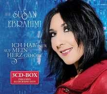 Susan Ebrahimi: Ich hab nur auf mein Herz gehört, 3 CDs