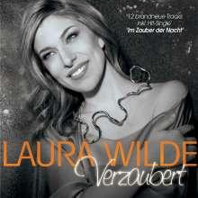 Laura Wilde: Verzaubert, CD