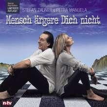 Stefan Zauner & Petra Manuela: Mensch ärgere Dich nicht (Limited Special Edition), LP