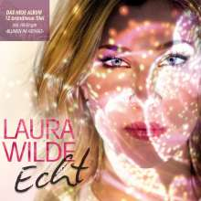Laura Wilde: Echt, CD