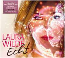 Laura Wilde: Echt (Fan Edition), 2 CDs