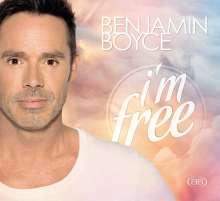 Benjamin Boyce: I'm Free, Maxi-CD
