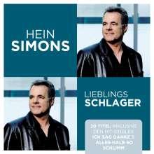 Hein Simons (Heintje): Lieblingsschlager, CD