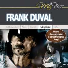 Frank Duval: My Star, CD