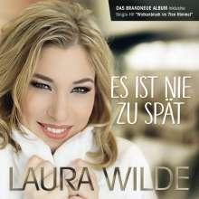 Laura Wilde: Es ist nie zu spät, CD